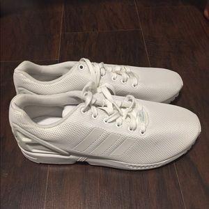 ADIDAS ZX Flux Torsion Sneakers, Men's 10, NWOT